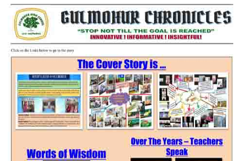 Read more about the article Gulmohur Chronicles 4th Edition