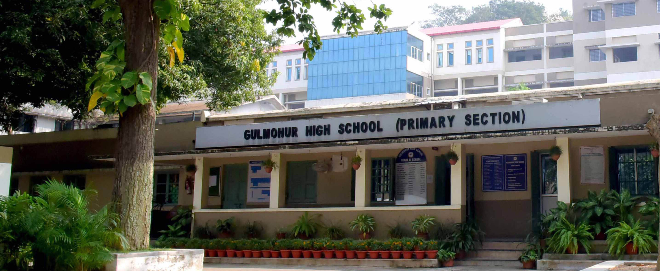 PRIMARY SECTION BUILDING